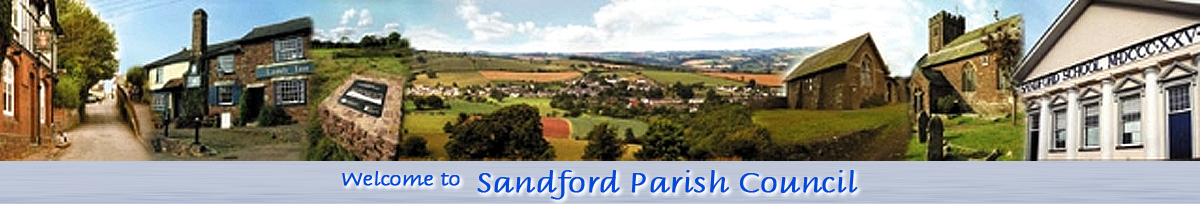 Header Image for Sandford Parish Council
